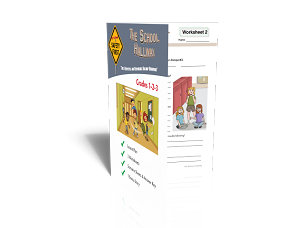 School Hallway Lesson Plan Grades 1-2-3